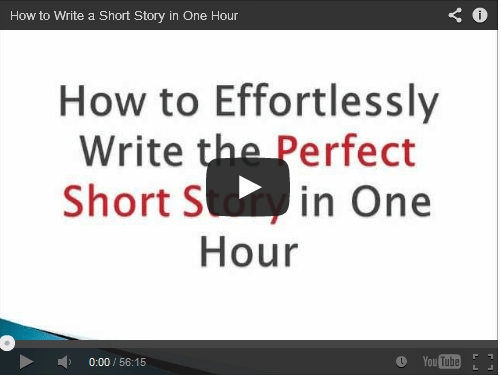 Write a Short Story – Fast
