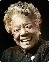Vale Maya Angelou