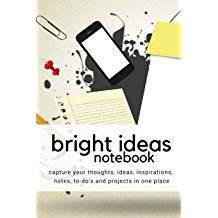 mel day ideas notebook