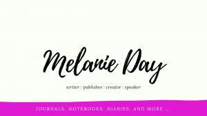 melanie day author