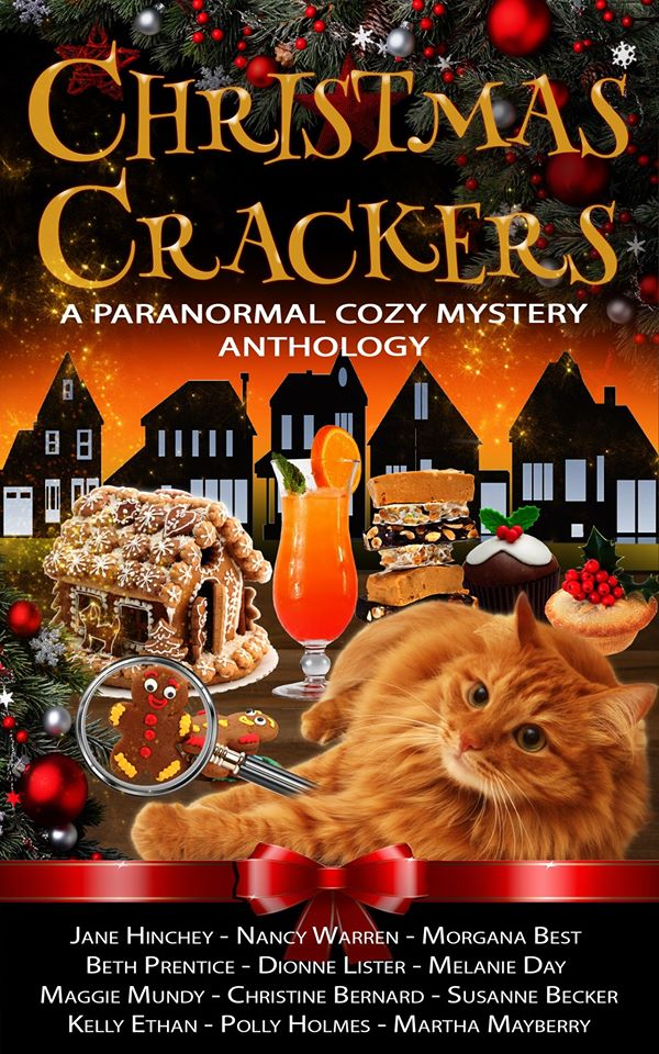 Christmas Crackers : A Paranormal Cozy Mystery Collection